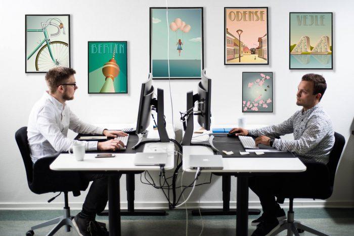 Iværksættertrangen er størst hos unge under tredive