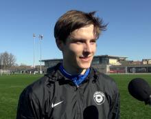 TV: Fodboldspillere der studerer er bedre på banen