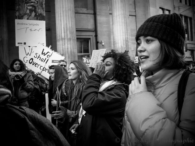 Verdensmestre i ligestilling: Hvorfor holder vi kampdag?