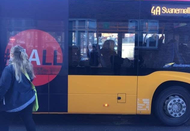Om en måned skal du ikke vise billet i Københavns travleste bus