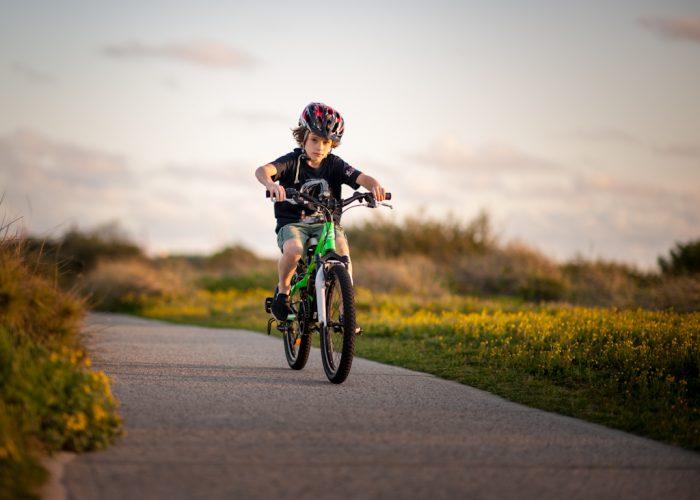 Flere tweens tager cykelhjelmen på