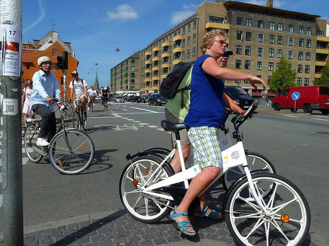 Turister søger autencitet på cyklen