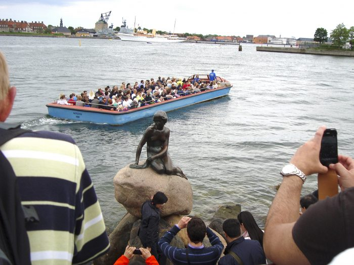 Turisterne strømmer til København