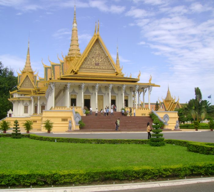 Verdens billigste turistmål er Cambodia