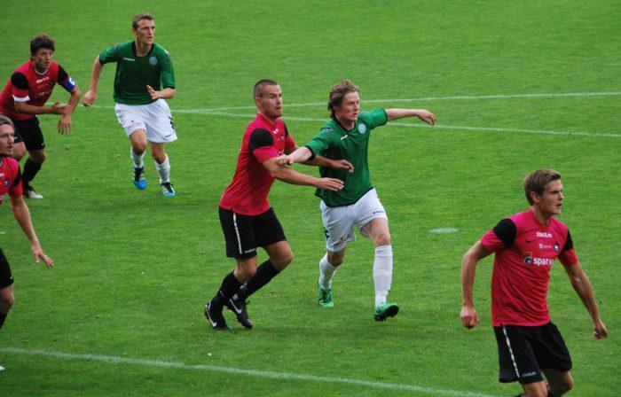 FC Roskilde vil være fuldtidsprofessionelle hvis de rykker op