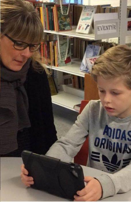 Ny læseapp forbedrer elevers læsefærdigheder