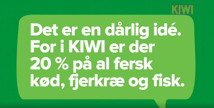 Veganere raser: Dansk supermarked kalder kødfrie dage en dårlig ide