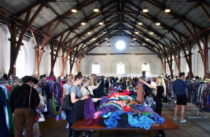 Bland-selv-tøj udfylder et hul i genbrugsmarkedet