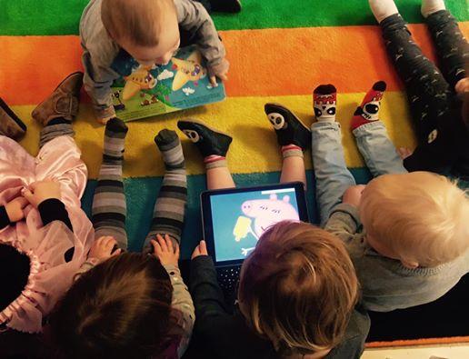 Vuggestue: Vi bruger iPads med gode resultater