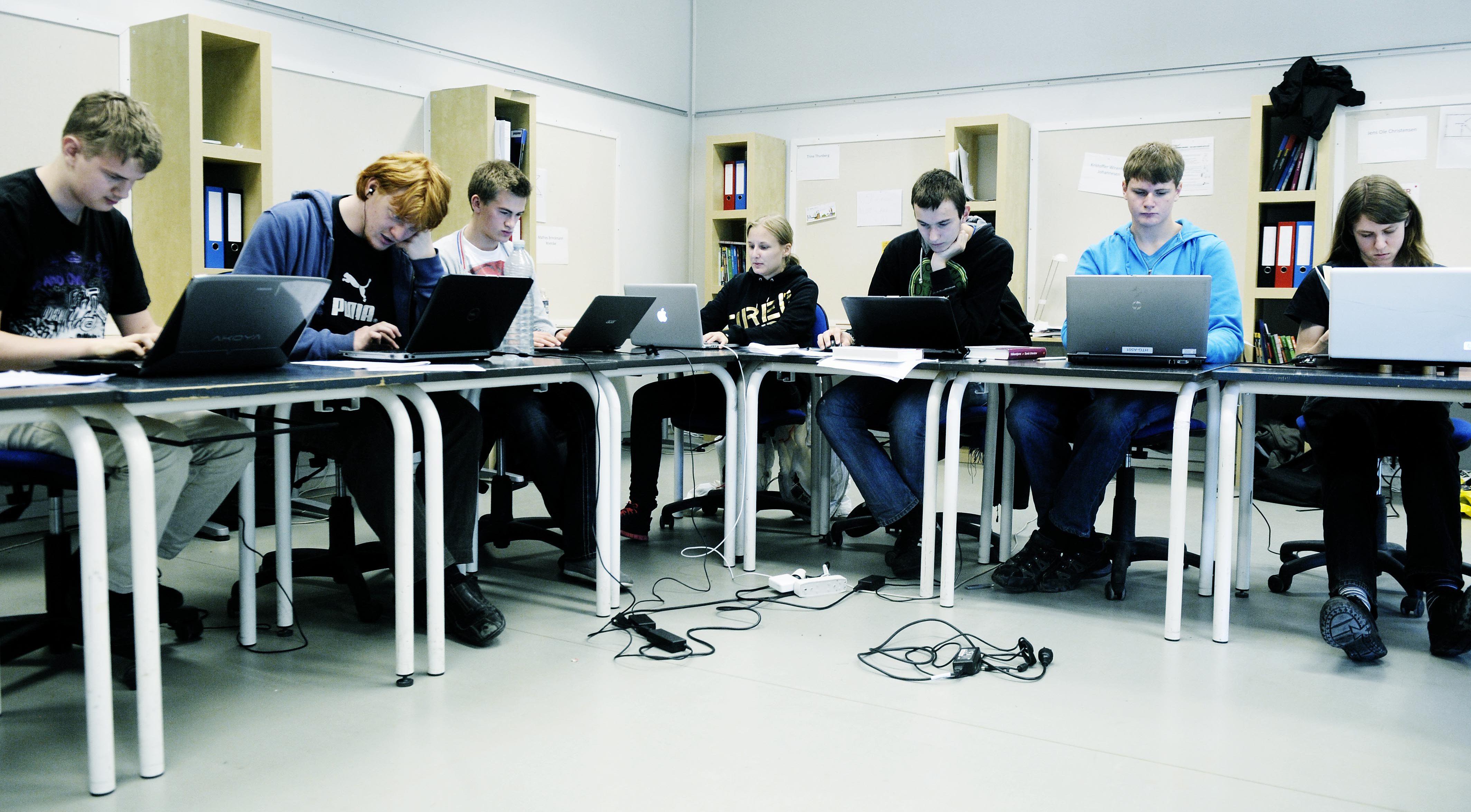 Høje-Taastrup Gymnasium STX Aspergerlinjen