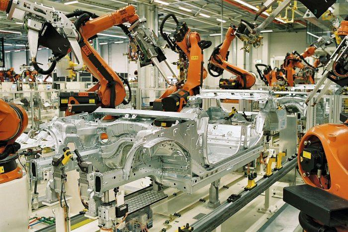 Danmark er blandt de lande, der bruger flest robotter i industrien