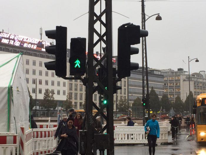 Radio: Københavns Kommune halter bagefter med at sikre blinde i trafikken