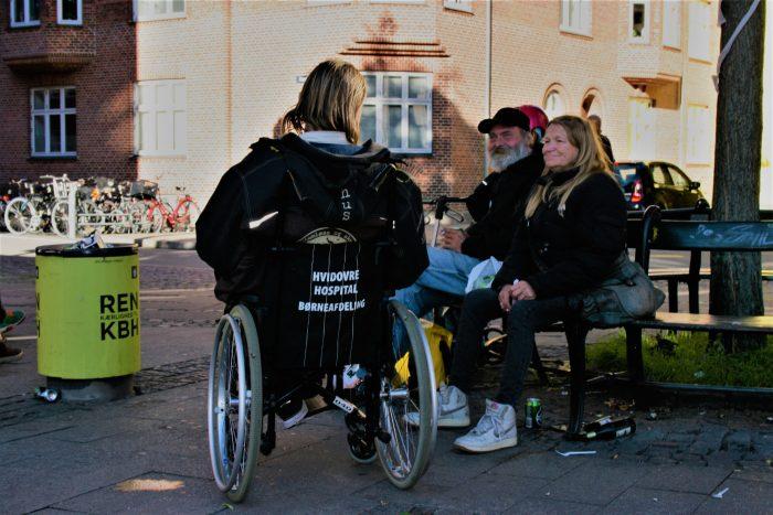 Tårnby vil lære de hjemløse at kende
