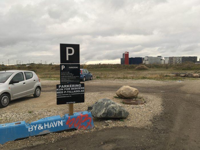 Ørestad: Fra moderne p-huse til parkeringskaos