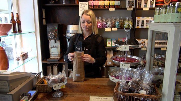 TV: Køges butikker tager imod Strædet med åbne arme