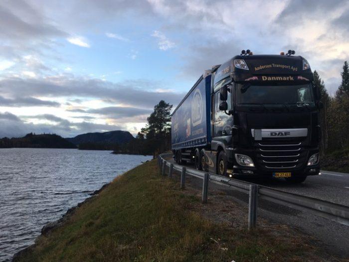 Lastbilchauffører udsættes for dobbelt så mange arbejdsulykker