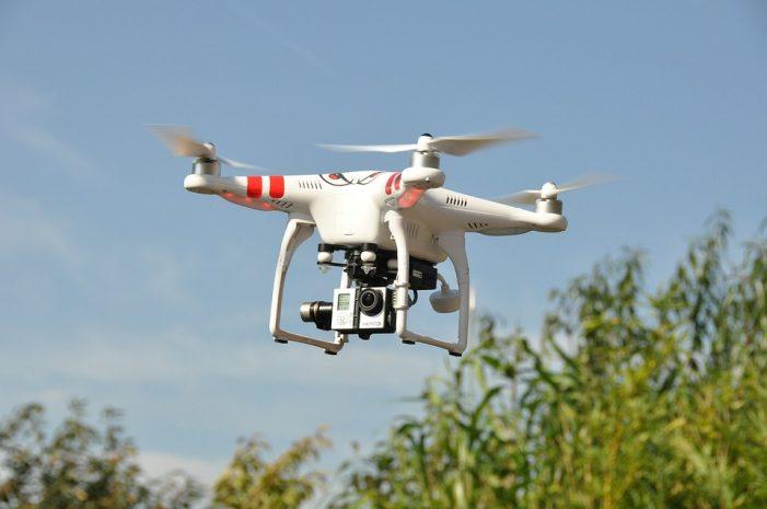 Du kan blive dronepilot på 10 minutter