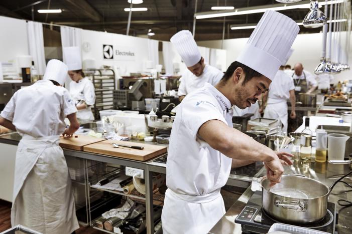 Gastronomiens DM: Mesterskabet hvor passionerede kokke og tjenere mødes