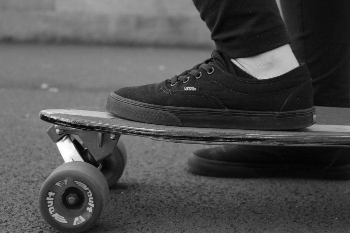 Frisættelse af skateboards møder kritik