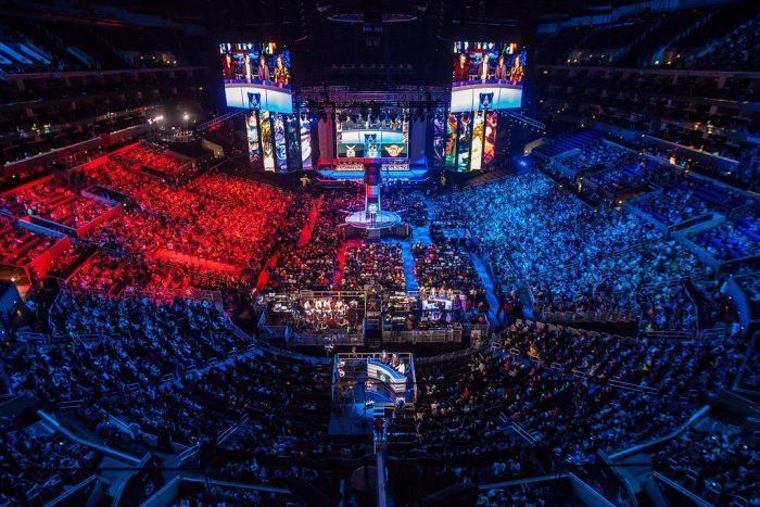 Esport på skemaet – en bragende succes