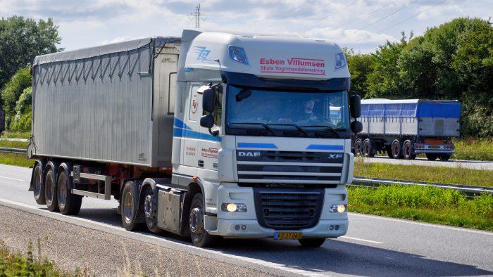 Roskilde hjælper flygtninge i job som lastbilchauffører