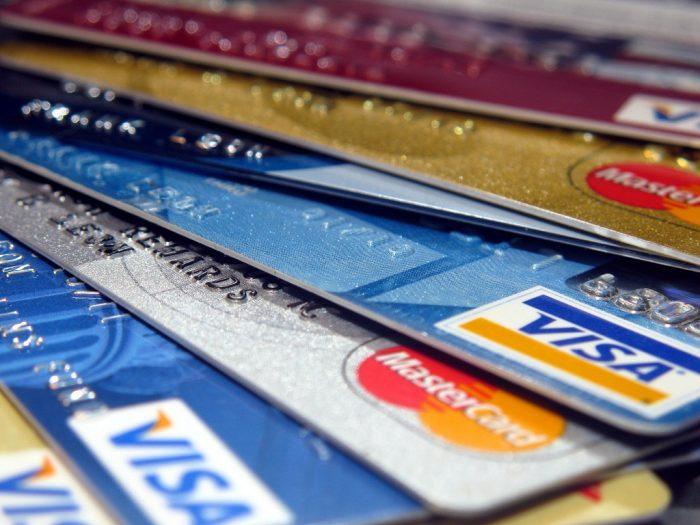 creditkort, visa