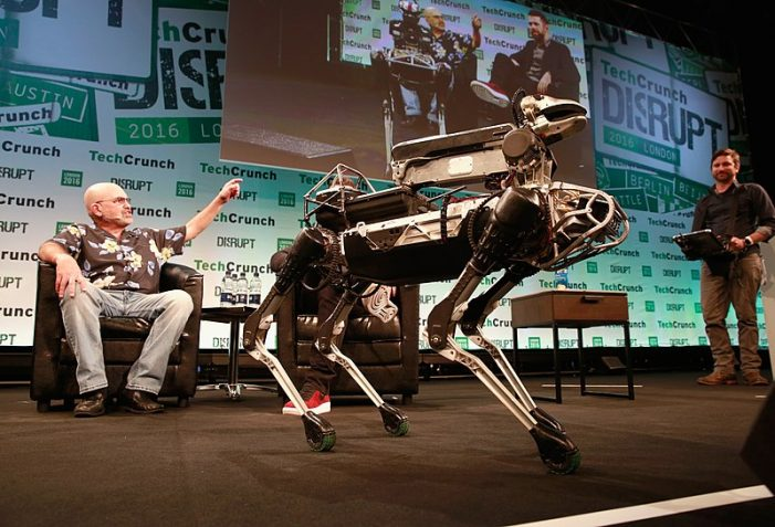 Overtager denne robot mon verden?