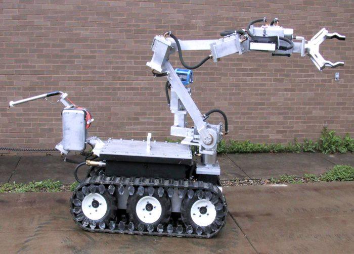Robotten bliver slagteriarbejderens nye kollega