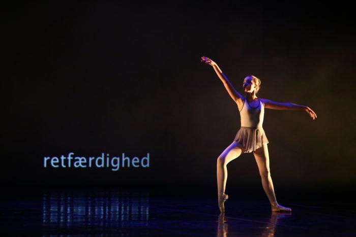 Et teenageliv opført i dans
