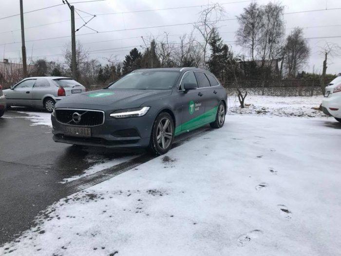 Taxiselskaberne nyder godt af sne og kulde