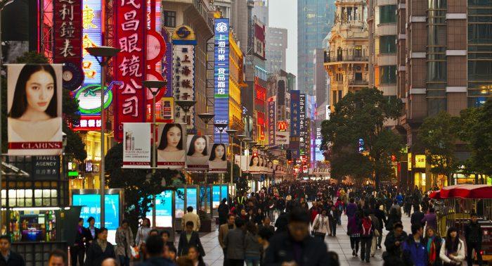 Kinesiske turister shopper løs i Danmark med smart betalingsapp