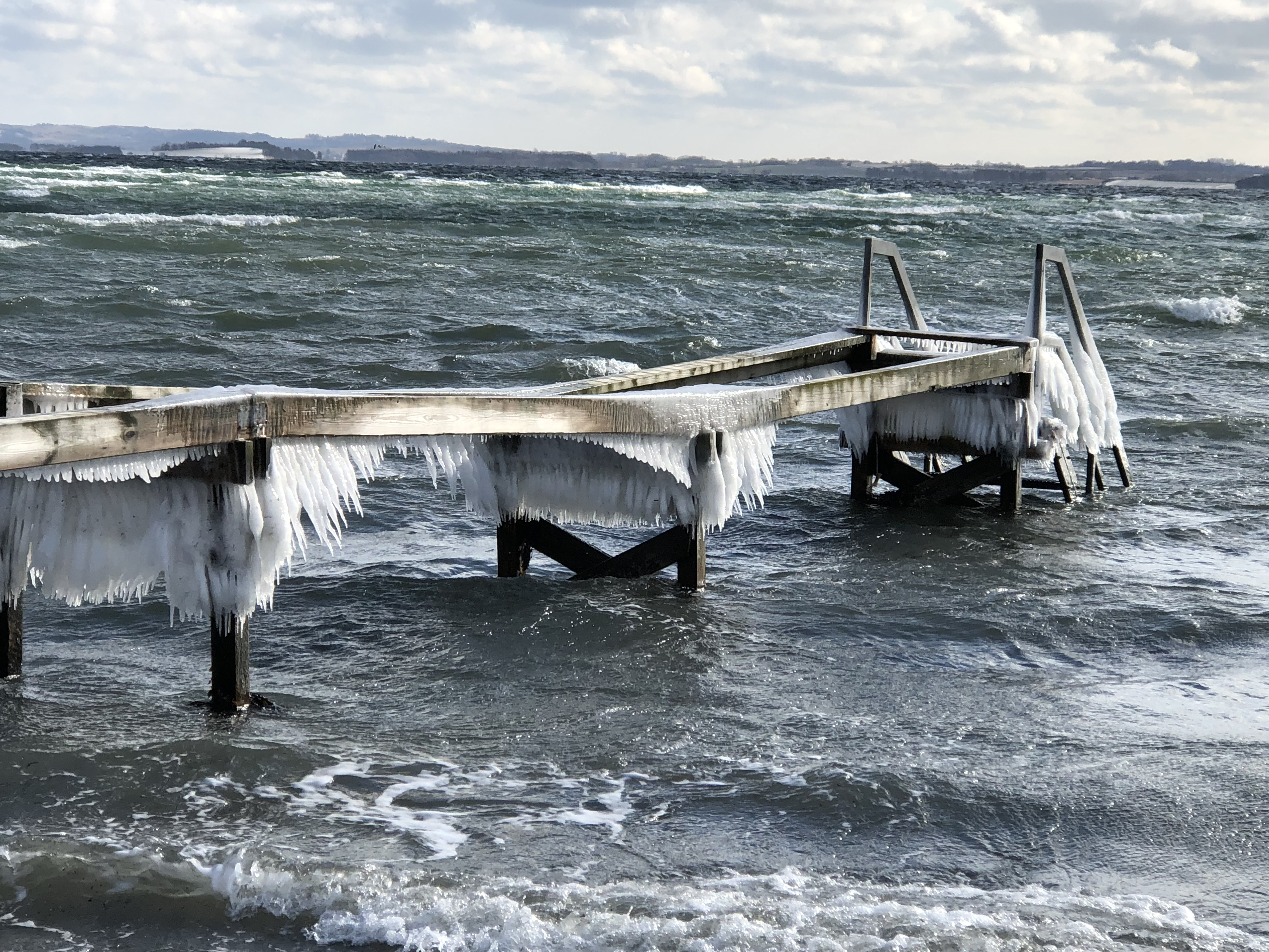 Skærring Strand bro
