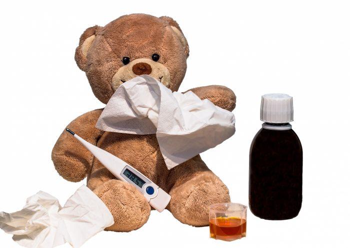 Hvad er forskellen på influenza og forkølelse?