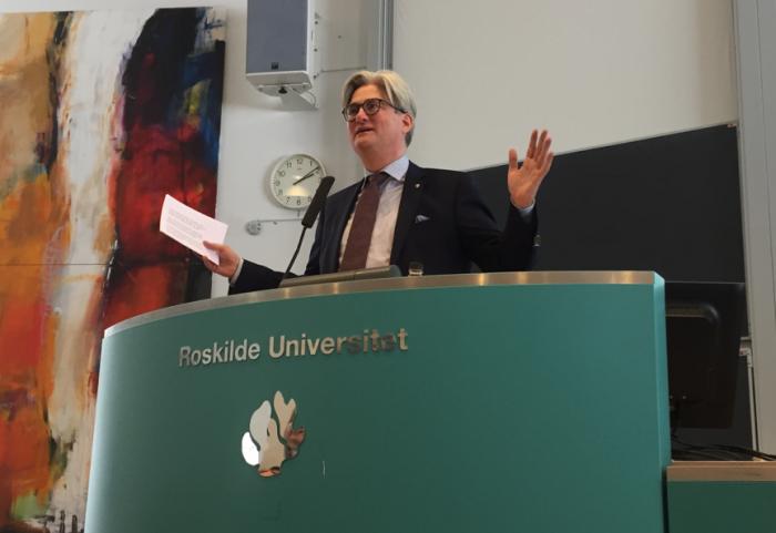 Søren Pinds filosofikum møder kritik: Han har ikke overvejet, hvad universitetet er for et sted