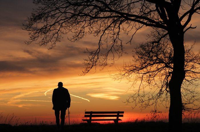 Ensomme førtidspensionister: Mange forlader ikke hjemmet medmindre det er nødvendigt