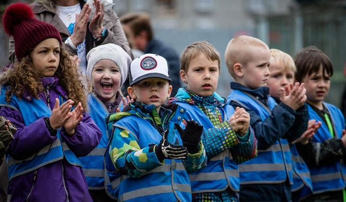Team Rynkeby Skoleløbet