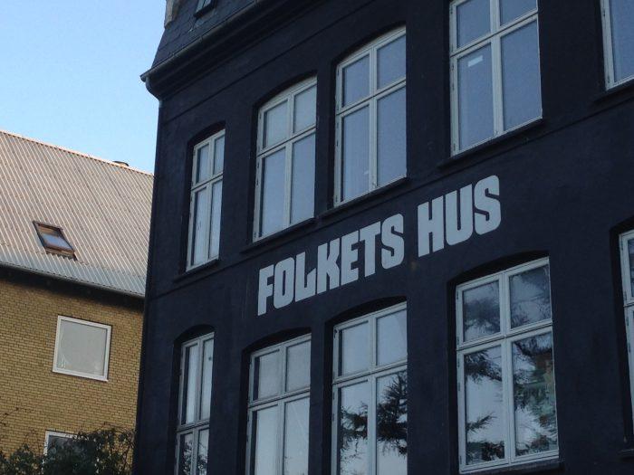 Folkets Hus på Nørrebro: Fem måneder uden bander