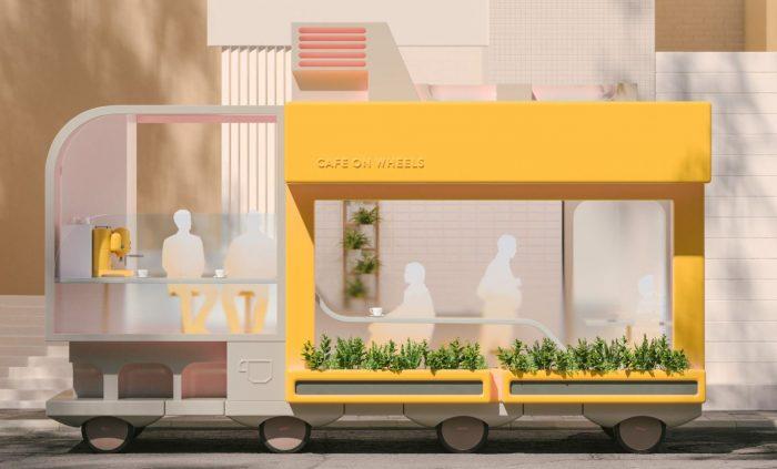 Ikea gør klar til fremtiden: Udvikler designs til selvkørende biler