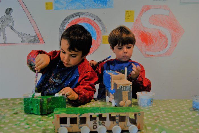 Opråb til forældre: Gør dit barn trafikklar allerede i børnehaven