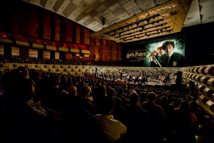 Harry Potter, Ringenes Herre og Star Wars hiver de unge i koncertsalen: »Det er sindssygt fedt!«
