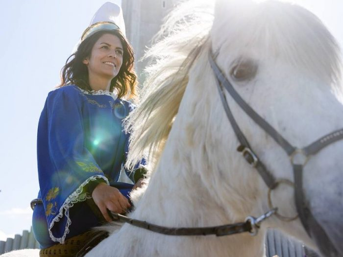 Sidste dag i efterårsferien: Oplev islandske heste i indre by