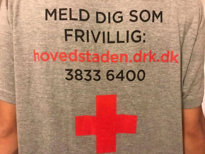 Røde Kors: Datasikkerhed stiller for store krav