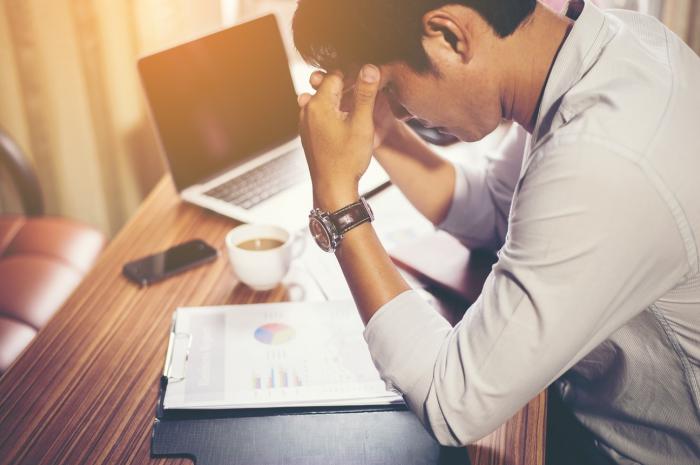 Flere mænd end kvinder arbejder hjemme
