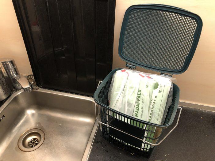 Flere kommuner indsamler organisk affald