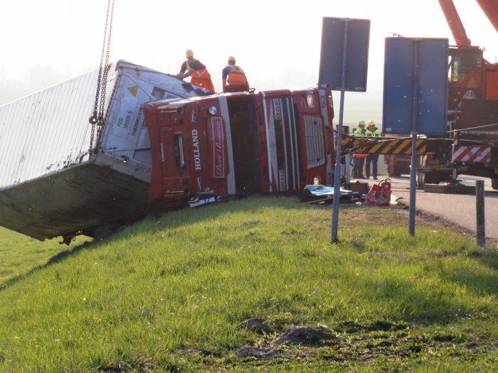 Lastbilchauffør: »Arbejdsskader og dødsfald er en del af jobbet«