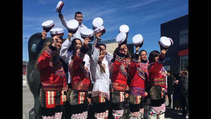 Radio: Mange grønlandske unge dropper studiet i Danmark på grund af kulturforskelle