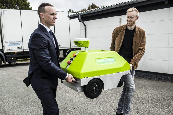 Dansk robotindustri i rivende udvikling: Danmark er et brand i udlandet