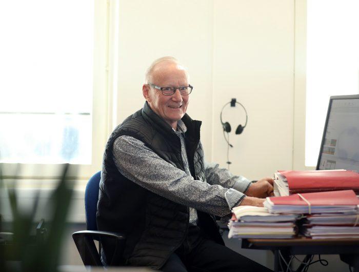 Poul på 69: »Når man kom op i årene, var man ikke længere ønsket på arbejdspladsen«