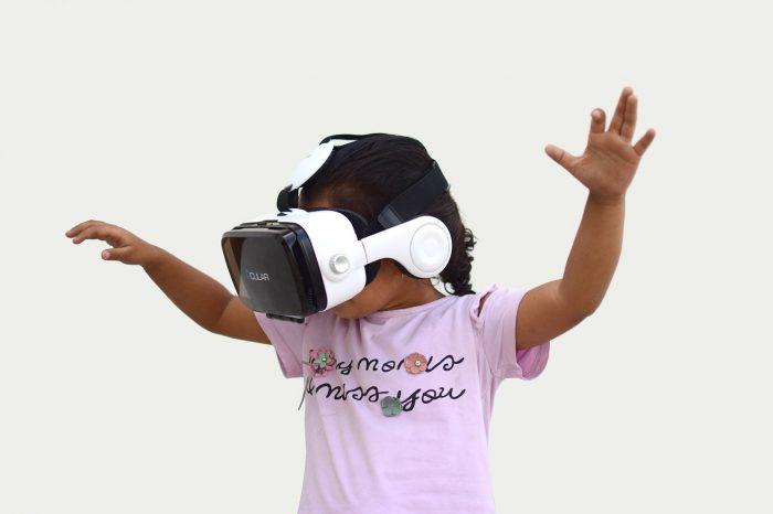 Naturfag set gennem nye briller: Virtual Reality indtager folkeskolen