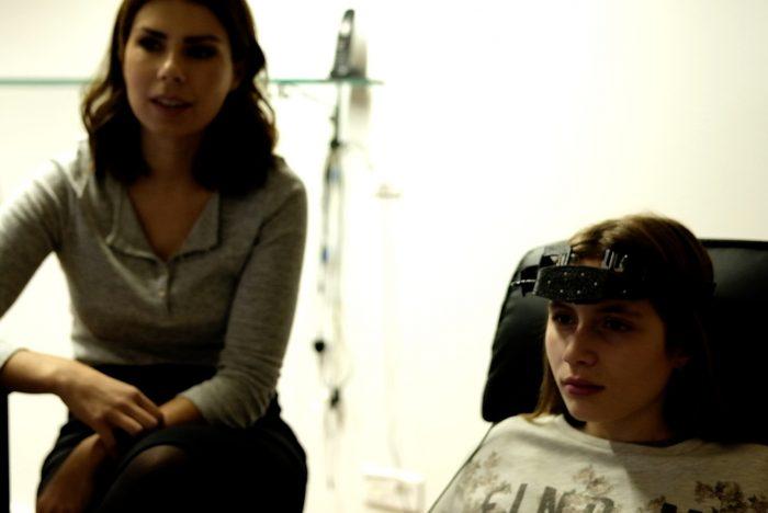 Teknologisk hjernetræning gav Maja ro i sindet